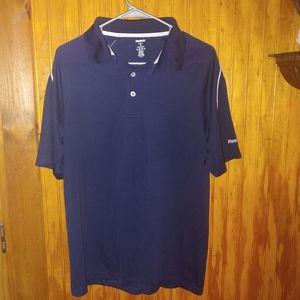 Reebok golf shirt